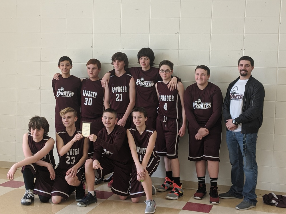 JH Boys Basketball Colmesneil Tournament
